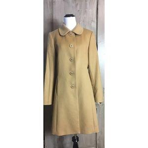 Jackets & Blazers - Katherine Kelly 100% Cashmere Coat
